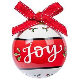 Ornament - Joy, Ball