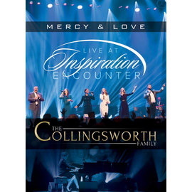 DVD - Mercy & Love: Live from Inspiration Encounter (The Collingsworth Family)