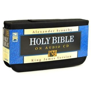 Audio CD-KJV Complete Bible (Voice Only) (62 CD)