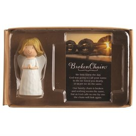Angel Gift Set - Broken Chain