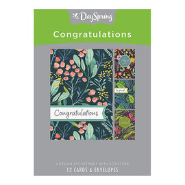 Boxed Cards - Congratulations, Milestones