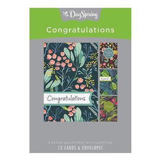 Boxed Cards - Congratulations, Milestones