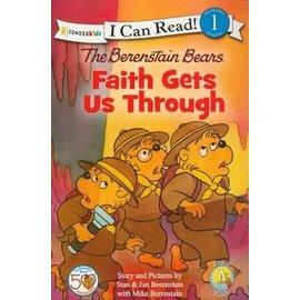 I Can Read Level 1: The Berenstain Bears - Faith gets us Through