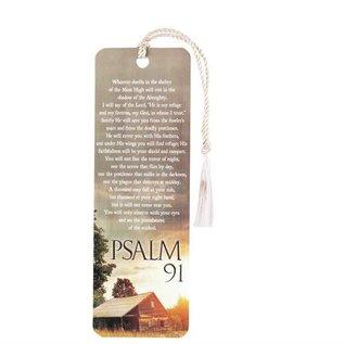 Bookmark - Psalm 91, Tassel