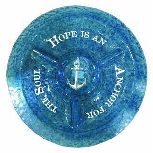 Chip & Dip Bowl - Hope in an Anchor