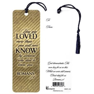 Bookmark - You are Loved, Tassel