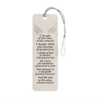 Bookmark - I Thought of You, Tassel