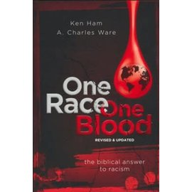 One Race, One Blood (Ken Ham, A. Charles Ware), Paperback