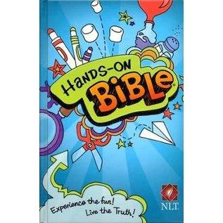 NLT Hands-On Bible, Hardcover