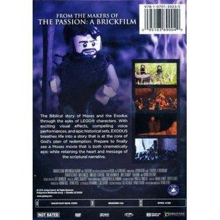 DVD - Exodus: A Brickfilm