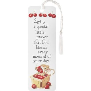 Bookmark - Saying a Special Little Prayer, Tassel