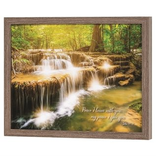 Framed Wall Art - Peace I Leave with You