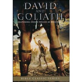 DVD - David and Goliath (Bible Classic Series)