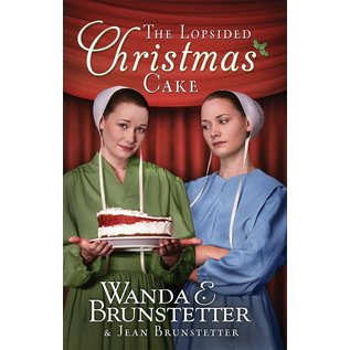 The Lopsided Christmas Cake #1 (Wanda E. Brunstetter, Jean Brunstetter), Paperback