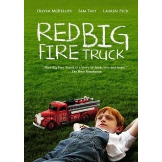 DVD - Big Red Fire Truck