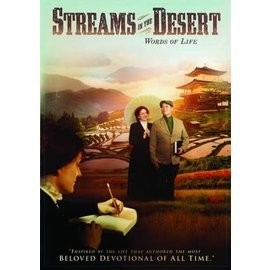 DVD - Streams in the Desert: Part 2 - Words of Life