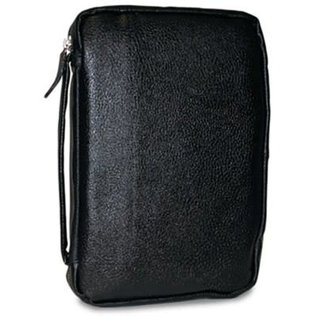 Bible Cover - Midnight Black