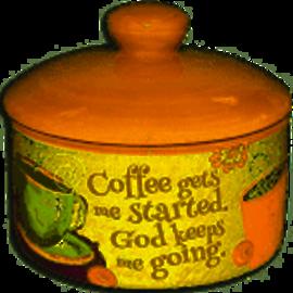 Sugar Bowl - Coffee