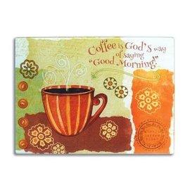 Cutting Board -  Coffee