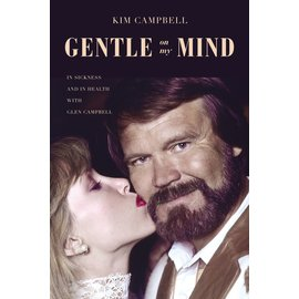 Gentle on My Mind (Kim Campbell), Hardcover