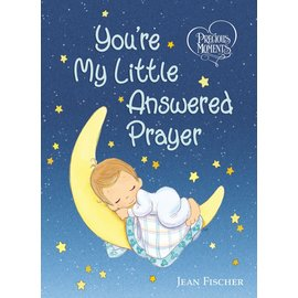 You're My Little Answered Prayer (Jean Fischer), Board Book