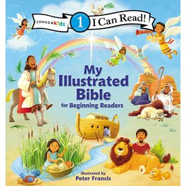 I Can Read Level 1: My Illustrated Bible for Beginning Readers, Hardcover