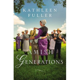 Amish Generations: Four Stories (Kathleen Fuller), Paperback
