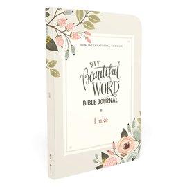 NIV Beautiful Word Bible Journal: Luke
