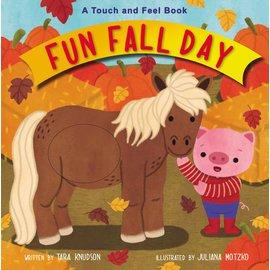 Fun Fall Day (Tara Knudson), A Touch and Feel Board Book