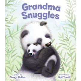 Grandma Snuggles (Glenys Nellist), Board Book