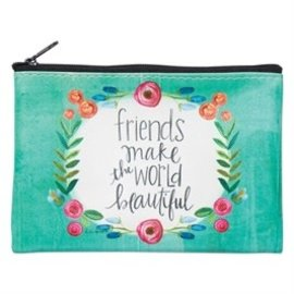 Coin Purse - Friends, Zippered