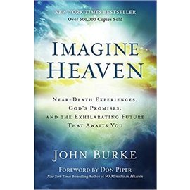 Imagine Heaven (John Burke), Paperback