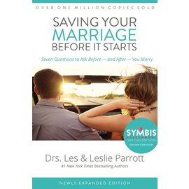 Saving Your Marriage Before It Starts (Les Parrott, Leslie Parrott), Hardcover