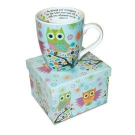 Mug - Be Strong, Owls
