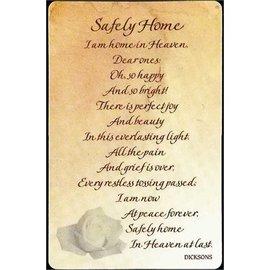 Pocket Card - Safely Home
