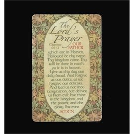 Pocket Card - Lord's Prayer