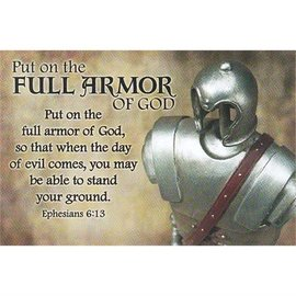 Pocket Card - Full Armor of God