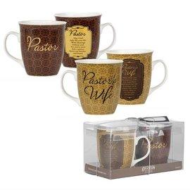 Mug Set - Pastor and Wife