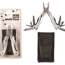 Multi Tool with Cross, Silver