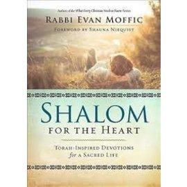 Shalom for the Heart (Rabbi Evan Moffic), Paperback