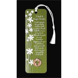 Bookmark - I Said a Prayer with Coin, Tassel