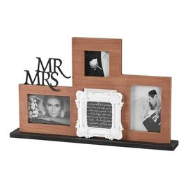 Frame - Mr. and Mrs., Wood