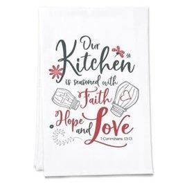 Tea Towel - Our Kitchen