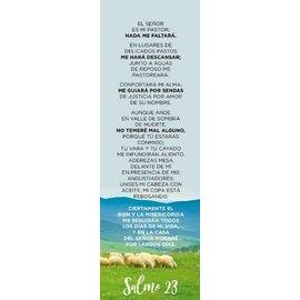 Bookmarks - Salmo 23 (Psalm 23, Spanish)