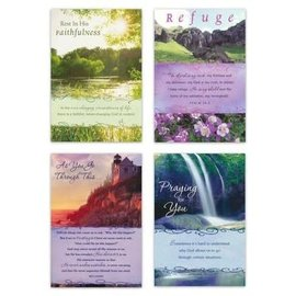 Boxed Cards - Encouragement, Bold Promises