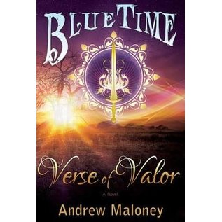Blue Time #2: Verse of Valor (Andrew Maloney), Paperback