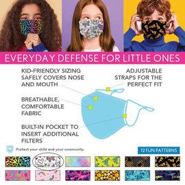 Kid Mask: Butterflies