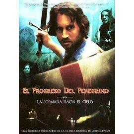 DVD - El Progreso Del Peregrino (Pilgrim's Progress, Spanish)