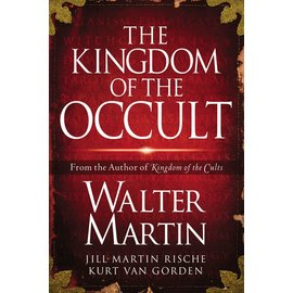 The Kingdom of the Occult (Walter Martin), Hardcover