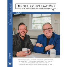 DVD - Dinner Conversations with Mark Lowry an Andrew Greer, Season Two
